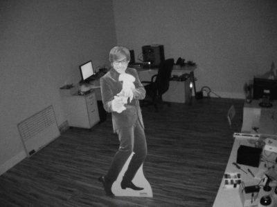 Bewakingscamera met goed nachtzicht