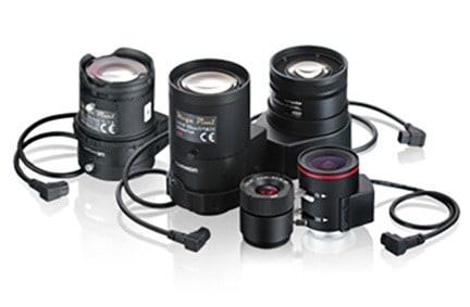 lens bewakingscamera