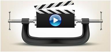 videocompressie bewakingscamera