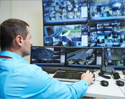 meldkamer voor alarmsystemen